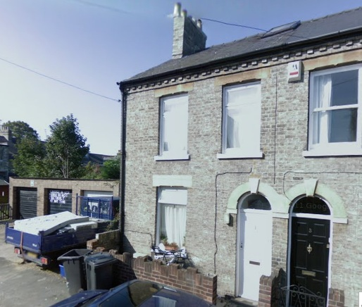 1 Hemingford Road Cambridge - Given Planning Permission as a Seven Tenant HMO
