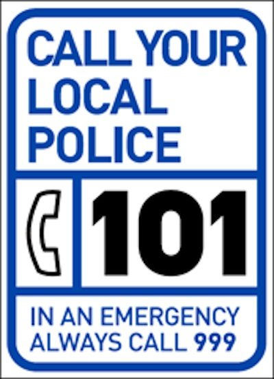 101 the new non-emergency number