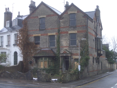 13 Chesterton Road