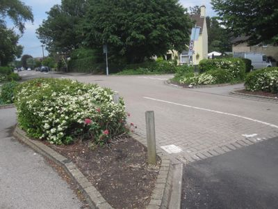 Akeman Street - Stretten Avenue Junction