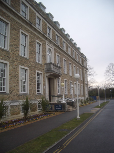 Cambridgeshire Shire Hall