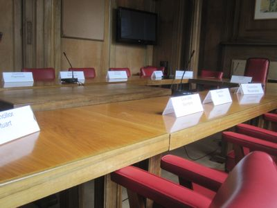 Room Prior to Cambridge City Council Licensing Committee