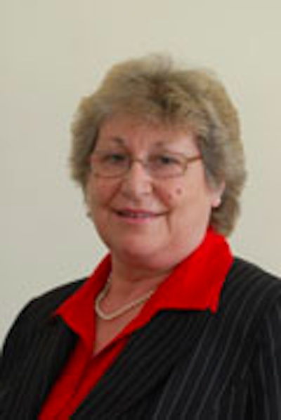 County Cllr Christine Carter (Labour, Cherry Hinton)