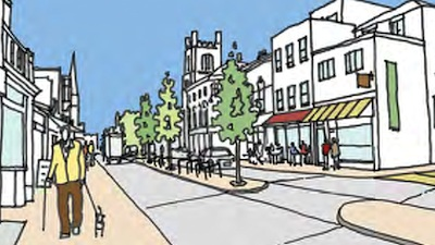 Cambridge City Council Wants to Revamp Hills Road and Regent Street with Funds Raised from Hyperlocal Taxation