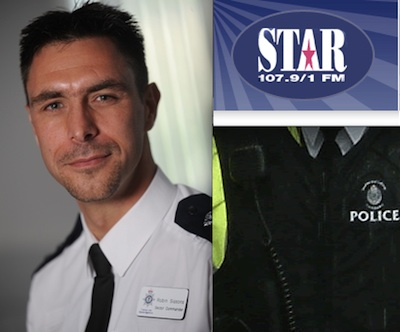 Cambridgeshire Police's Sector Inspector for the Ely area Robin Sissons Interviewed for a Star Radio Podcast.