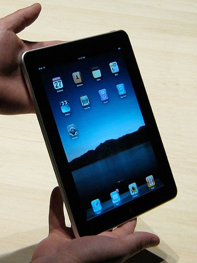 Cambridge City Councillors are eyeing up the iPad and asking us if we'd like to buy them one.