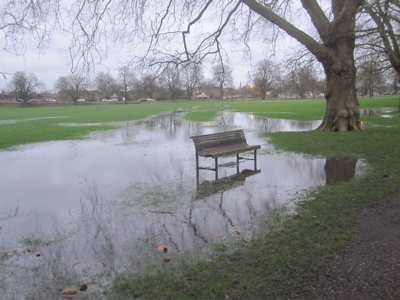 Improvements to the drainage of parts of Jesus Green are desirable.