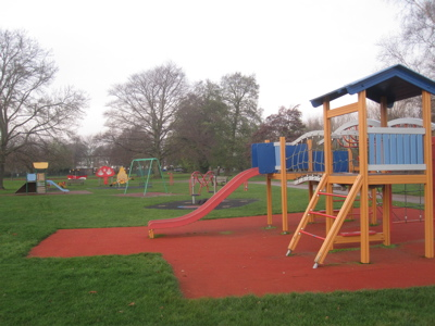 Lammas Land Play Area Cambridge