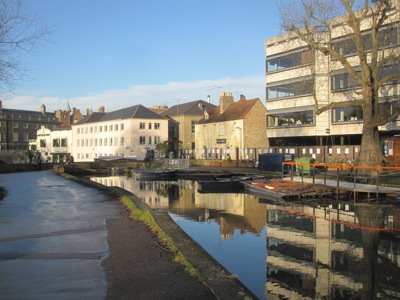 Mill Pool - Cambridge