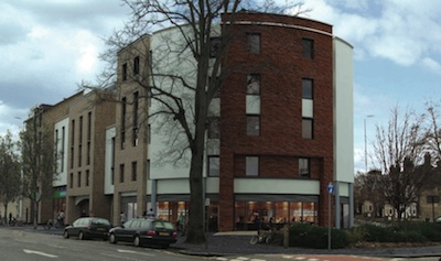 Proposal: Mitcham's Corner Cambridge