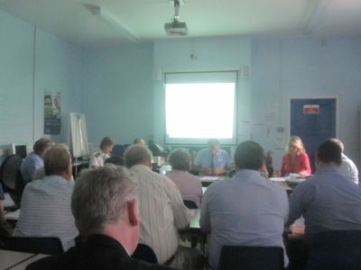 Sawston Neighbourhood Policing Panel 4th of July 2011