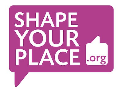 ShapeYourPlace Logo