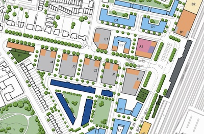Cambridge Station Area Plan