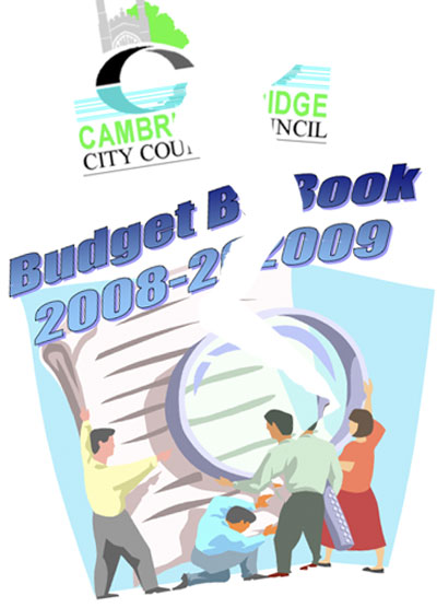 Cambridge City Council Tears Up Budget